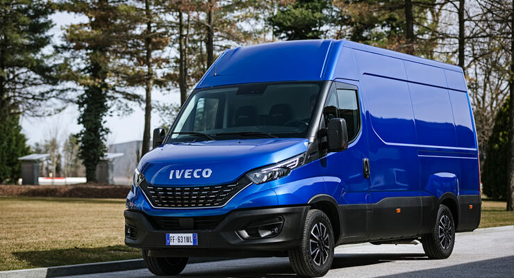 iveco daily 2020 mehr assistenz und sicherheitssysteme. Black Bedroom Furniture Sets. Home Design Ideas