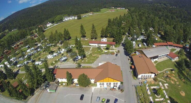 KNAUS Campingpark in Neureichenau-Lackenhäuser