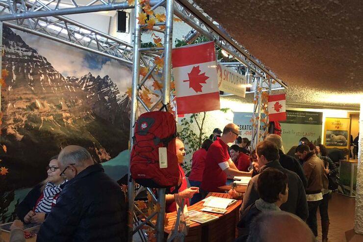 Kanadatag Stuttgart