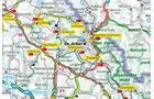 Karte Region Bodenmais