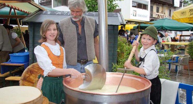Kasfest Kaiserwinkl