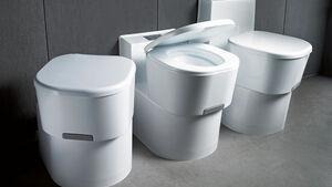 Katalog: Zubehör-Neuheiten, Toilette
