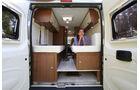 Kauf-Tipp: Campingbusse mit Einzelbetten