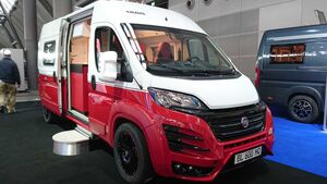 Knaus Saint and Sinner auf Fiat Ducato (2017)
