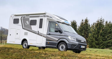Knaus Van TI PLus im Test