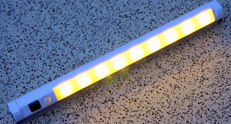 LED, lichtleiste, reisemobil, wohnmobil, caravan, wohnwagen