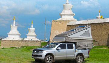 Leser-Reise Ralph Neumann in der Mongolei