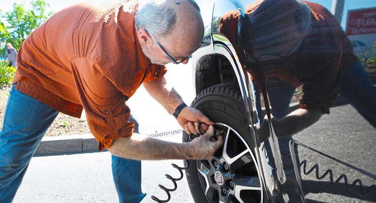Leserfrage C CP-Reifen