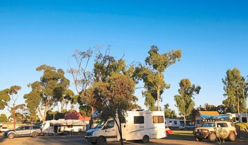 MT Westaustralien Stellplatz