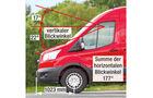 Megatest: Sichtverhältnisse, Ford Transit