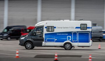 Mercedes Sprinter F-Cell (2019)