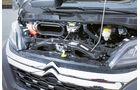 Mit dem 2,2-L-Motor distanziert sich der Citroen von seinem Fiat-Bruder.