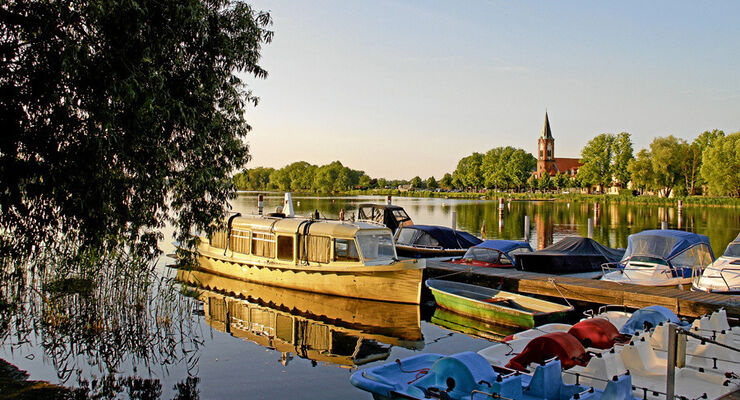 Mobil-Tour, Brandenburg