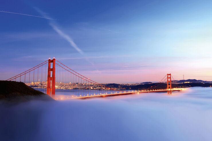Mobil-Tour: Kalifornien