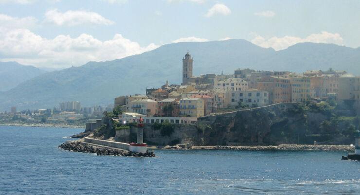 Mobil-Tour: Korsika