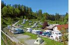 Mobil-Tour: Vorarlberg, Alpencamping Nenzing