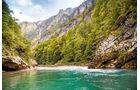 Montenegro Dumitor Fluss Tara