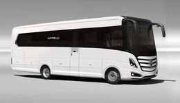 Morelo neue Baureihe 2016 - 3 D Rendering