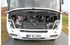 Motorraum beim Itineo JB 700