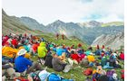 Musikfestivals in den Dolomiten