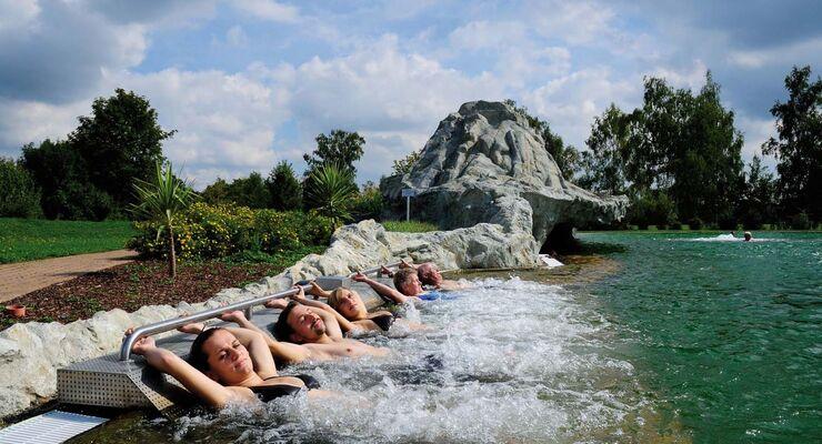Natur-Heilwassersee