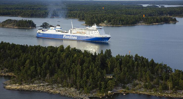 Neues Preissystem bei der Reederei Finnlines