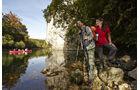 Nicht nur für Kanufahrer: Der Amalienfelsen gehört zu den Attraktionen im Oberen Donautal