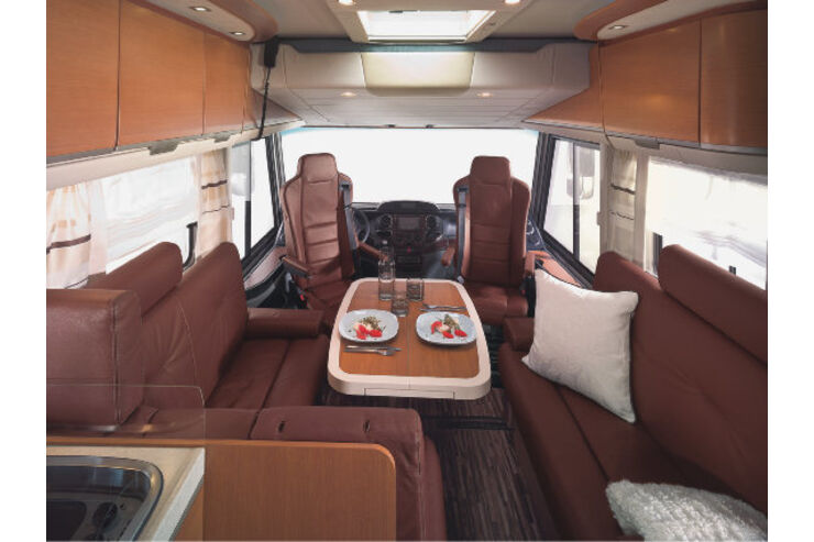 Niesmann+Bischoff Flair 4.0 Reisemobile Wohnmobile Luxus promobil