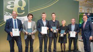 """Niesmann+Bischoff """"Special Mention"""" bei Automotive Brand Contest 2014"""