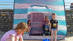 Olpro Beach Hut