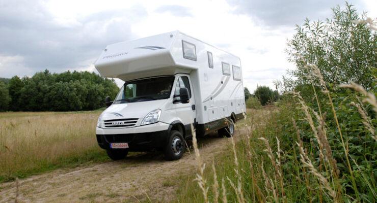 PhoeniX A7200 RSL neue reisemobile Wohnmobile promobil