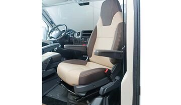 Pilotensitz Fiat Ducato Original