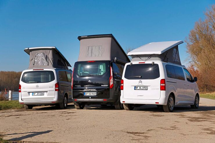 Poessl, Westfalia, Ford