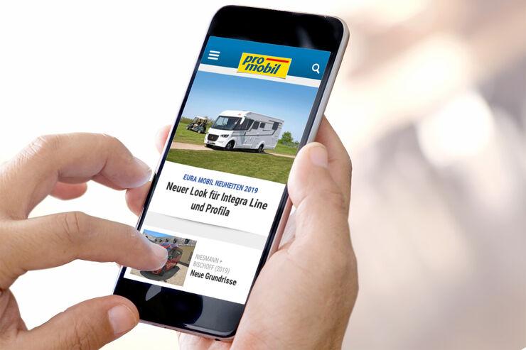 Promobil News App