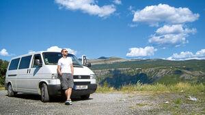 Ratgeber: Carsharing, VW-Bus