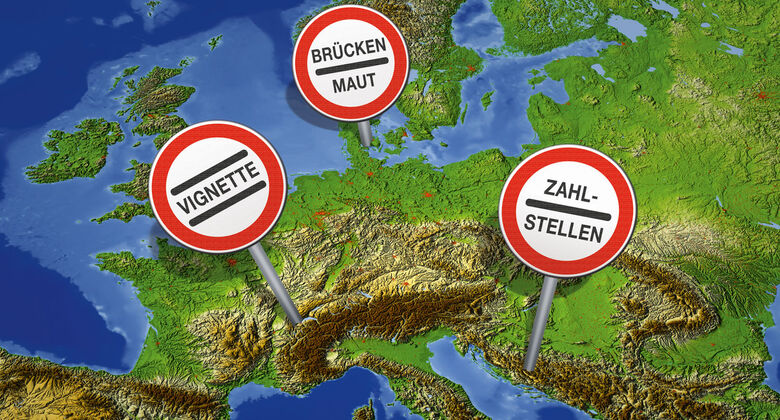 Ratgeber: Maut in Europa