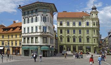 Reise-Tipp: Ljubljana
