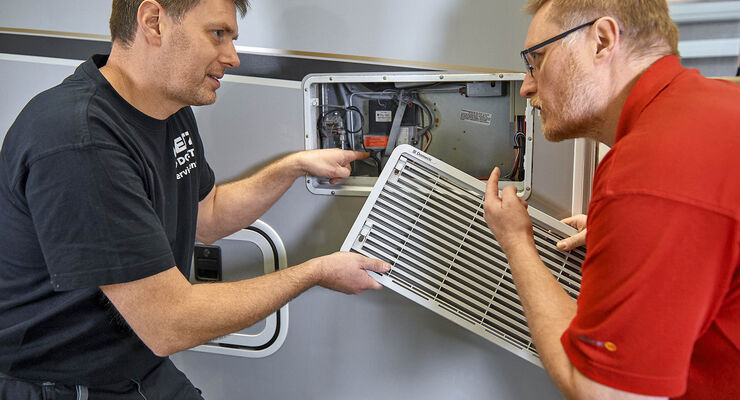 Red Bull Mini Kühlschrank Reinigen : Reisemobile optimieren kühlschrank tauschen promobil