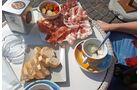 Roadsurfer Gardasee Frühstück