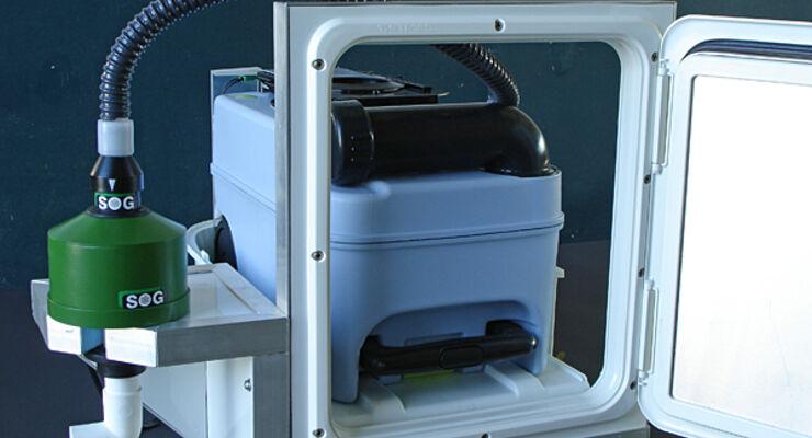 SOG II Camping WC Reisemobil
