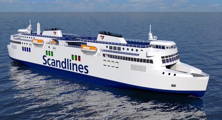 Scandlines und STX Finland Oy haben eine Absichtserklärung für den Bau von zwei neuen Fähren unterzeichnet.