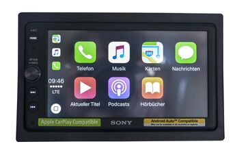 Sony XAV AX100 Moniceiver