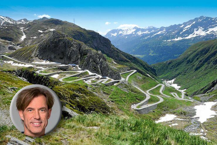 Steffen Zink, Alpenpass