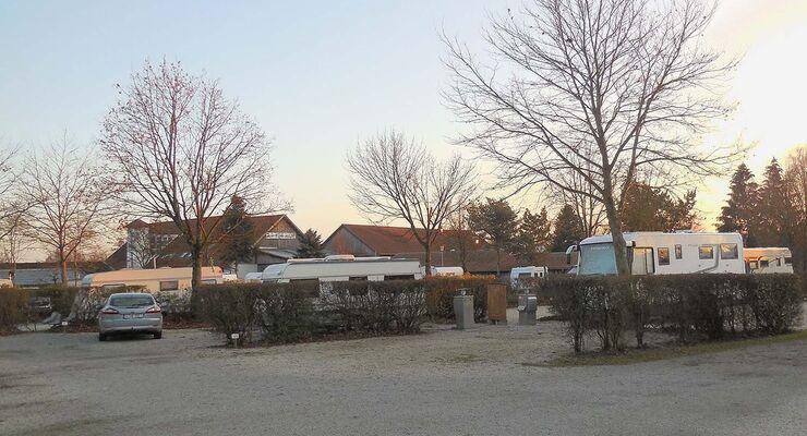 Stellplätze Arterhof