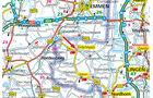 Straßenkarte Emlichheim