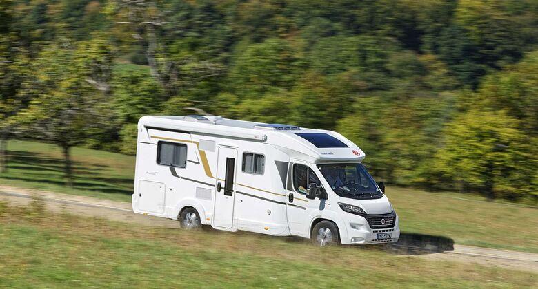 Supercheck Eura Mobil Profilia T 675 SB