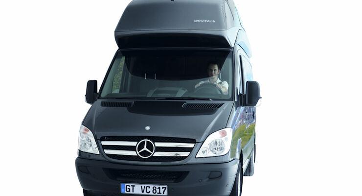 Sven Hedin Classic Westfalia Hochdach Reisemobil