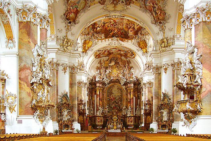 Touren-Tipps: Ottobeuren, Basilika