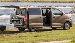 Toyota Proace als Campingfahrzeug