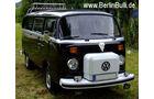 VW Bulli Vermietung mieten Reisemobile Wohnmobile promobile Berlin